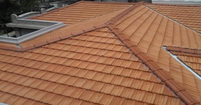 Construção de Telhado e Cobertura