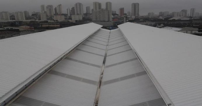 Reforma de Telhado e Cobertura Galpão