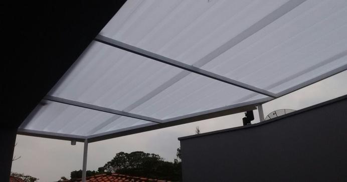 Reforma de Telhado e Cobertura Transparente